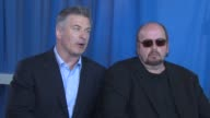 INTERVIEW Alec Baldwin and James Toback on the idea of the film and on getting the talents interviewed at 'Seduced and Abandoned' Interview at Palais...