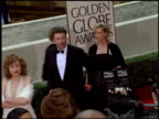 Alec Baldwin at the 1998 Golden Globe Awards at the Beverly Hilton in Beverly Hills California on January 18 1998
