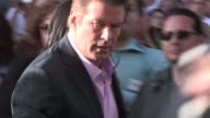Alec Baldwin greets fans at Rock Of Ages Premiere in Hollywood at Celebrity Sightings in Los Angeles Alec Baldwin greets fans at Rock Of Ages...