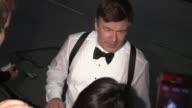 Alec Baldwin greets fans at SAG Awards at Celebrity Sightings in Los Angeles Alec Baldwin greets fans at SAG Awards at Celebrit at The Shrine...