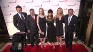 Alec Baldwin Guest guest Hilaria Thomas and Susan Benedetto and Tony Bennett at 6th Annual Exploring The Arts Gala at Cipriani 42nd Street on October...