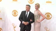 Alec Baldwin Ireland Baldwin at 65th Annual Primetime Emmy Awards Arrivals on 9/22/2013 in Los Angeles CA