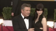 Alec Baldwin Ireland Eliesse at the 15th Annual Screen Actors Guild Awards Part 3 at Los Angeles CA