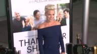 Alecia Moore at Thanks For Sharing Los Angeles Premiere on 9/16/2013 in Hollywood CA