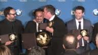 Alejandro G Iñárritu at 68th Annual Directors Guild Of America Awards in Los Angeles CA