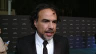 INTERVIEW Alejandro G Iñárritu on being honored at 2015 LACMA ArtFilm Gala Honoring Alejandro G Iñárritu and James Turrell Presented by Gucci in Los...