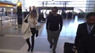 Alejandro Gonzalez Inarritu at Los Angeles International Airport at Celebrity Sightings in Los Angeles on February 12 2016 in Los Angeles California
