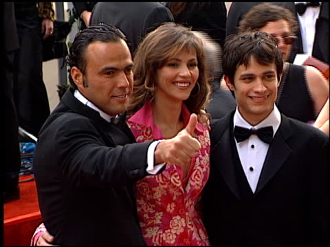 Alejandro Gonzalez Inarritu at the 2001 Golden Globe Awards at the Beverly Hilton in Beverly Hills California on January 21 2001