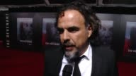 INTERVIEW Alejandro Gonzalez Inarritu on what it means to have his movie premier at the iconic TCL Chinese Theatre and on what it was like working...