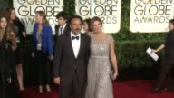 Alejandro González Iñárritu at the 72nd Annual Golden Globe Awards Arrivals at The Beverly Hilton Hotel on January 11 2015 in Beverly Hills California