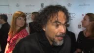 INTERVIEW Alejandro González Iñárritu on why he wanted to do this film On what Birdman is about On working with this cast 'Birdman Or The Unexpected...