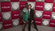 Alek Wek at the In Style and Warner Bros Studios 10th Annual Golden Globes AfterPart at Los Angeles CA