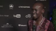 INTERVIEW Alek Wek on being a former refugee from South Sudan and taking refuge in London on what being a Global Citizen means to her at 2016 Global...