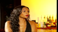 Alesha interview Alesha interview SOT On MOBO award nomination as a solo artist / Talks about competition from Christine Aguilera Beyonce and Justin...