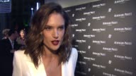 INTERVIEW Alessandra Ambrosio on what she loves about her watch at Audemars Piguet Celebrates The Grand Opening of Rodeo Drive Boutique in Los...