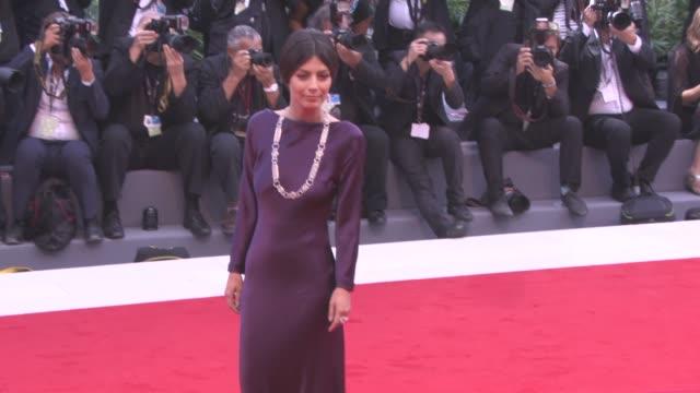Alessandra Mastronardi at 'Suburbicon' Red Carpet 74th Venice International Film Festival at Palazzo del Cinema on September 02 2017 in Venice Italy