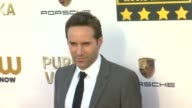 Alessandro Nivola at 19th Annual Critics' Choice Movie Awards Arrivals at The Barker Hanger on in Santa Monica California