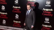 Alessandro Nivola at 'August Osage County' New York Premiere at Ziegfeld Theater on in New York City