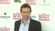 Alessandro Nivola at the 2013 Film Independent Spirit Awards Arrivals on 2/23/13 in Santa Monica CA
