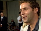 Alessandro Nivola at the 'O' Premiere at Century Plaza in Century City California on August 27 2001