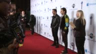 Alesso at Universal Music Group 2014 Post Grammy Party at The Ace Hotel Theater on in Los Angeles California