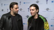 INTERVIEW Alesso on the best part about Grammy weekend Universal Music Group 2014 Post Grammy Party at The Ace Hotel Theater on in Los Angeles...