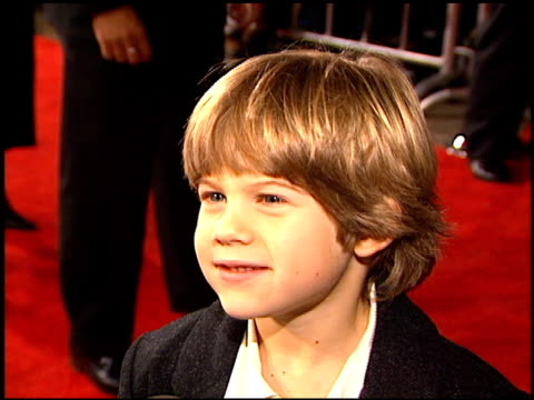 Alex D Linz at the 'One Fine Day' Premiere on December 7 1996