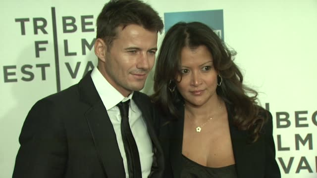 Alex Lundqvist and Keytt Lundqvist at the 2011 Tribeca Film Festival 'The Bang Bang Club' Premiere at New York NY