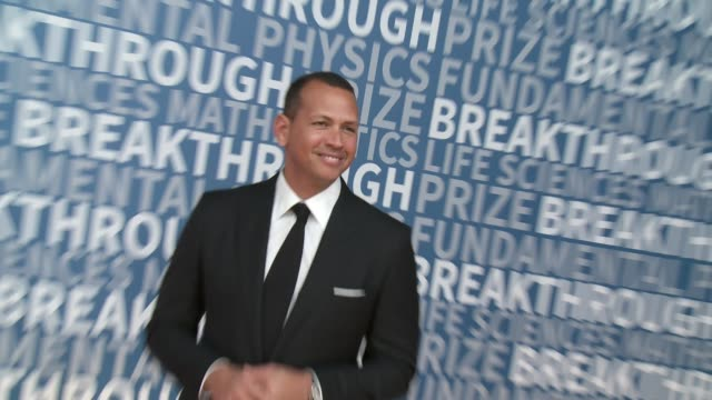 Alex Rodriguez at NASA Ames Research Center on December 04 2016 in Mountain View California