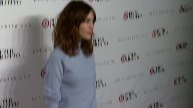 Alexa Chung at Peter Pilotto For Target Launch Event at Gotham Hall on February 6 2014 in New York City