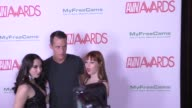 Alexa Nova Mandy Muse Justin Hunt at the 2017 AVN Awards Nomination Party at Avalon Nightclub in Hollywood Celebrity Sightings on November 17 2016 in...
