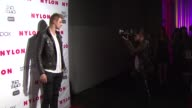 Alexander Ludwig at NYLON 13th Anniversary Issue Celebration on 4/10/12 in West Hollywood CA