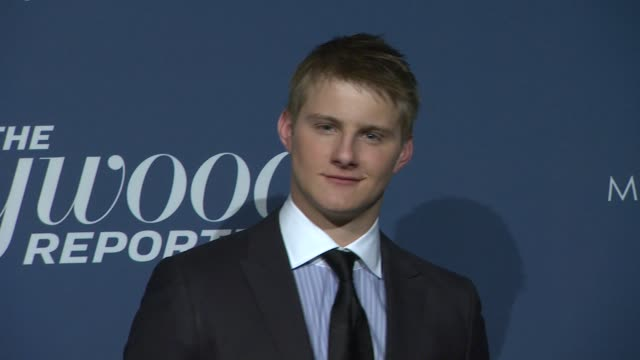 Alexander Ludwig at The Hollywood Reporter Nominees' Night 2012 on 2/23/2012 in Los Angeles CA
