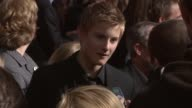 Alexander Ludwig at the 'Race to Witch Mountain' Premiere at Los Angeles CA