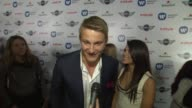 INTERVIEW Alexander Ludwig on the event at Warner Music Group GRAMMY Celebration Presented By Mini on 2/10/13 in Los Angeles CA