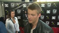 Alexander Ludwig on why he wanted to support the film his friend being a Danny fan and why guys are drawn to such risky sports at Waiting For...