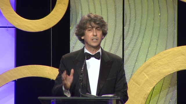 SPEECH Alexander Payne 63rd Annual ACE Eddie Awards at The Beverly Hilton Hotel on February 16 2013 in Beverly Hills California