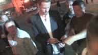 Alexander Skarsgard at ComicCon International 2011 in San Diego on