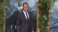 Alexander Skarsgard at Premiere Of Warner Bros Pictures' 'The Legend Of Tarzan' in Los Angeles CA