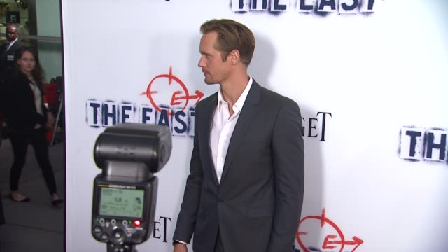 Alexander Skarsgard at The East Los Angeles Premiere on 5/28/2013 in Hollywood CA