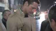 Alexander Skarsgard at the Roosevelt in Hollywood at the Celebrity Sightings in Los Angeles at Los Angeles CA