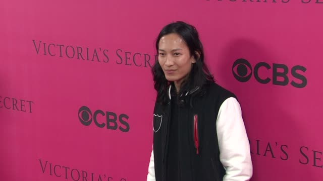 Alexander Wang at the 2010 Victoria's Secret Fashion Show Pink Carpet at New York NY