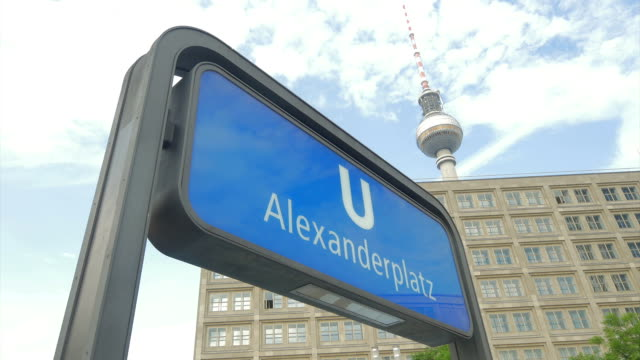 Alexanderplatz, Berlin,U Bahn,WS,