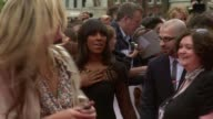 Alexandra Burke at the The Back Up Plan Premiere UK at London England