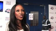 Alexandra Burke talks about her second album and who she would love to meet shortly before taking the stage to perform at 958 Capital Fm's Jingle...
