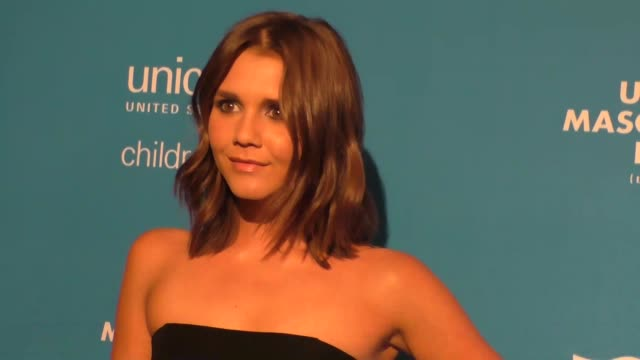Alexandra Chando at the 4th Annual UNICEF Masquerade Ball on October 27 2016 in Los Angeles California