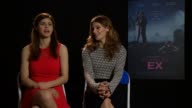 INTERVIEW Alexandra Daddario and Ashley Green on the power of love and fighting in the film at 'Burying the Ex' Interviews 71st Venice International...