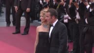 Alexandra Lamy Jean Dujardin at the The Artist Premiere 64th Cannes Film Festival at Cannes