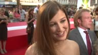 Alexandra Maria Lara at the 'Rush' World Premiere in London England UK on 9/2/13