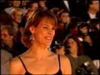 Alexandra Paul at the American Comedy Awards at the Shrine Auditorium in Los Angeles California on February 11 1996